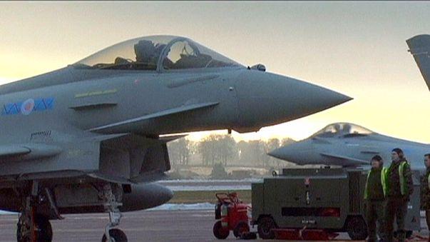 BAE Systems va ralentir le rythme de production du Typhoon et supprimer plus 370 postes