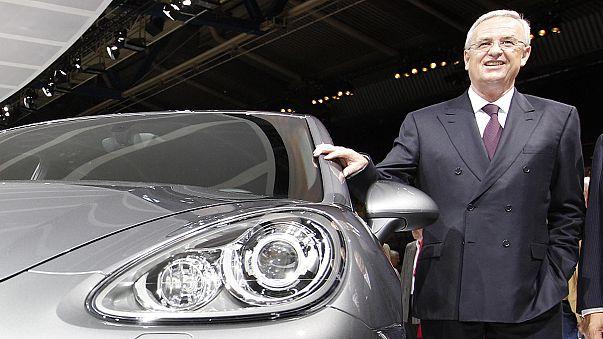 Martin Winterkorn Audi'den ayrıldı