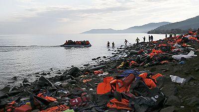 Lesbos: An vorderster Front in der Flüchtlingskrise
