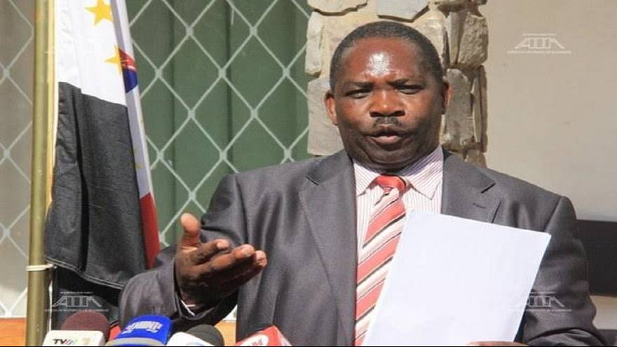 """António Muchanga: """"Moçambique está em guerra e precisa de mediação internacional"""""""