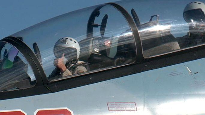 Latakia légibázis: Oroszország innen indítja szíriai légicsapásait