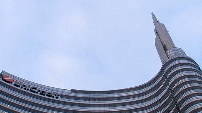 Банк UniCredit уволит более 18 тысяч человек