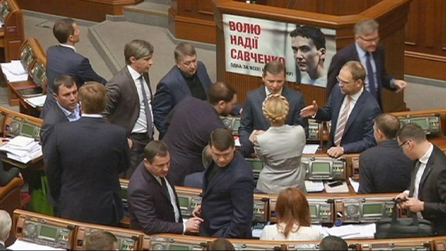 El Parlamento ucraniano vota una reforma de la ley del Trabajo para combatir la discriminación por razones de orientación sexual