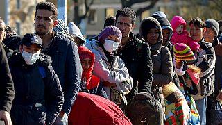 Σόιμπλε: Η προσφυγική κρίση μπορεί να γίνει χιονοστιβάδα