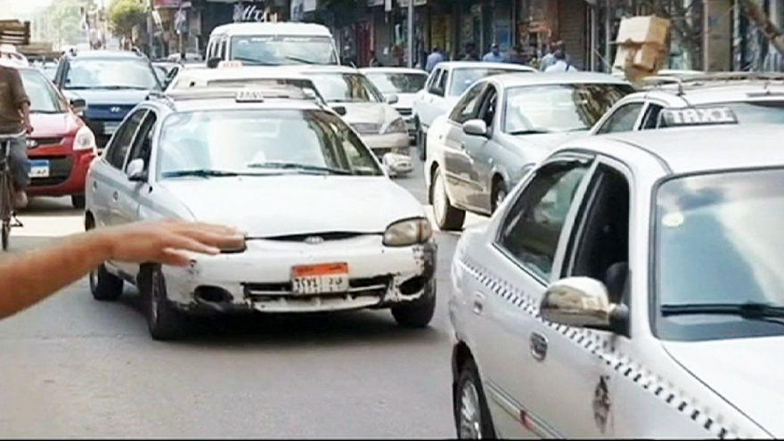 Démarrage canon d'Uber au Caire