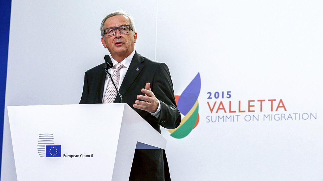 União Europeia e África acordam plano para gerir fluxos migratórios