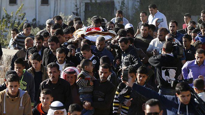 الأردن:تشييع جنازة منفذ هجوم مركز تدريب الشرطة