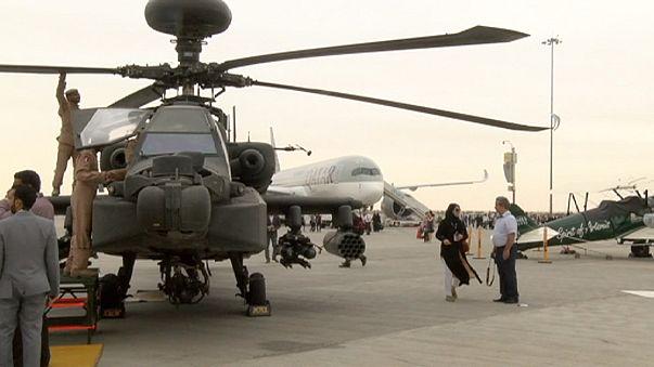 Dubai Air Show Havacılık Fuarı sona erdi