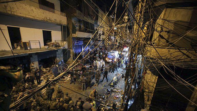 """Группировка """"Исламское государство"""" взяла на себя ответственность за теракт в Бейруте"""