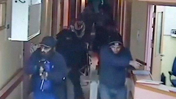 Спецназ Израиля похитил из больницы подозреваемого палестинца
