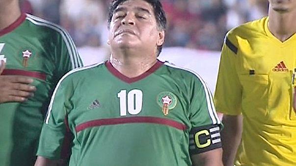 Maradonna fordert Transparenz der FIFA