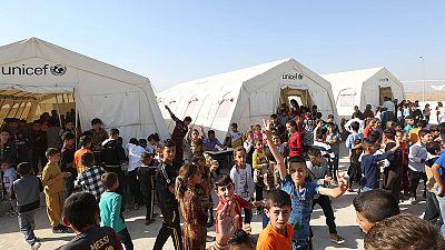Yazidis iraquianos têm medo de voltar a Sinjar