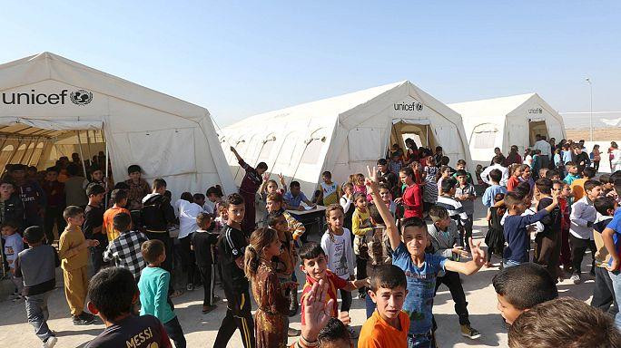 Félnek hazamenni a jazidi menekültek