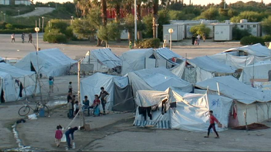Internal refugee crisis in Syria