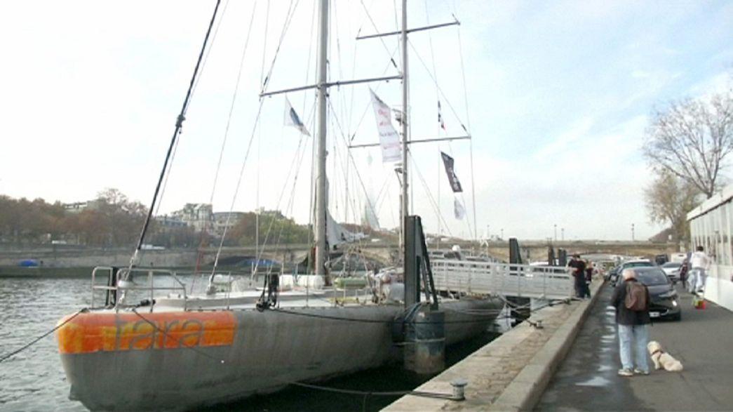 Klimagipfel: Forschungsschiff geht in Paris vor Anker