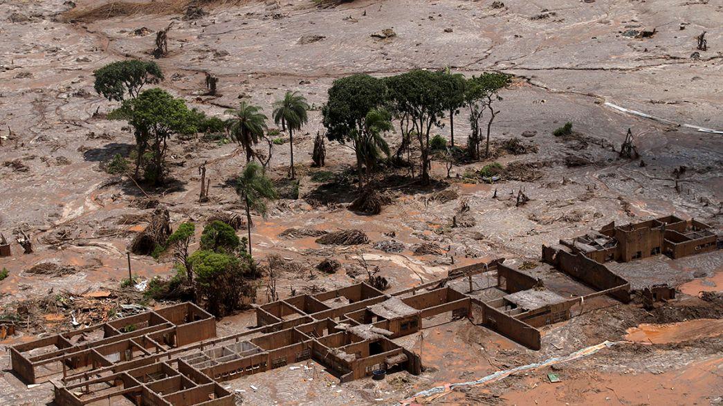 Brasile, pesante multa ai proprietari della miniera del disastro