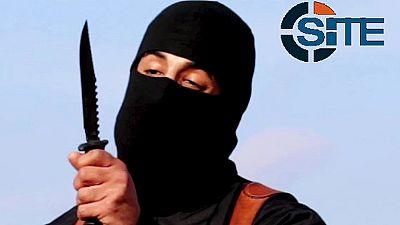 US airstrike targets Mohamed 'Jihadi John' Emwazi