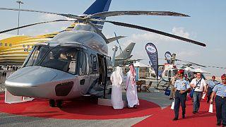 Dubai Airshow 2015 - Highlights Day 1
