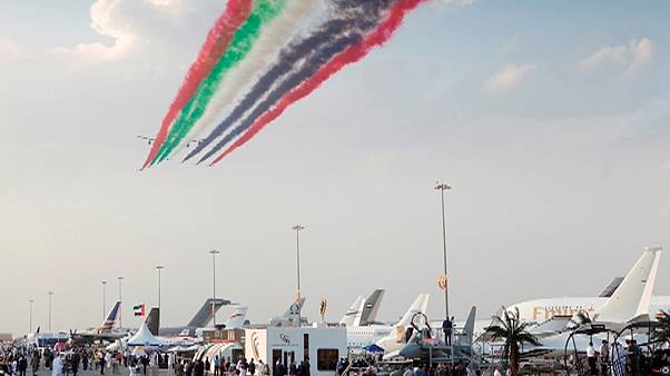 Dubai Airshow - Highlights Day 2