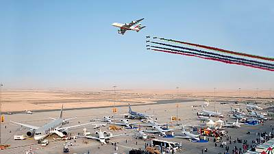 Dubai Airshow 2015 – Highlights Day 3