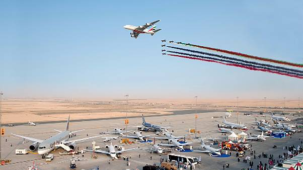 Dubai Airshow 2015 - Highlights Day 3