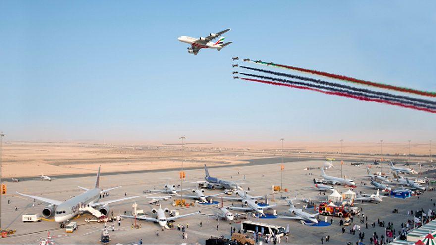 Dubai Airshow 2015 - Highlights Day 3