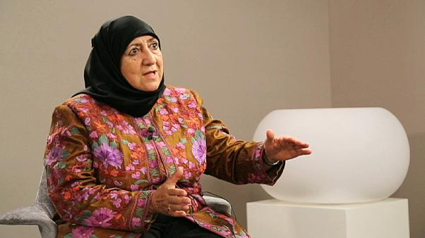 "Afghan education campaigner Sakena Yacoobi: ""Companies and universities need to work together"""