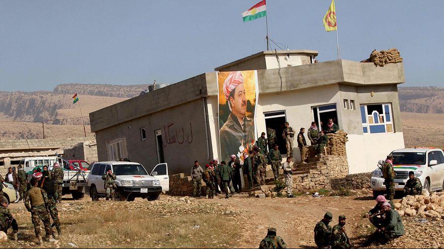 """Ирак: """"пешмерга"""" вошли в Синджар"""