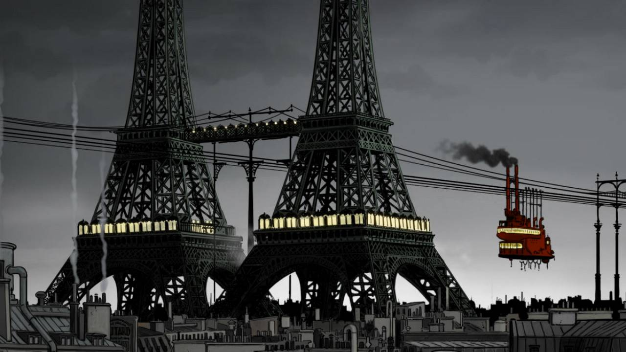 Award-winning animation film offers poetic journey into parallel world