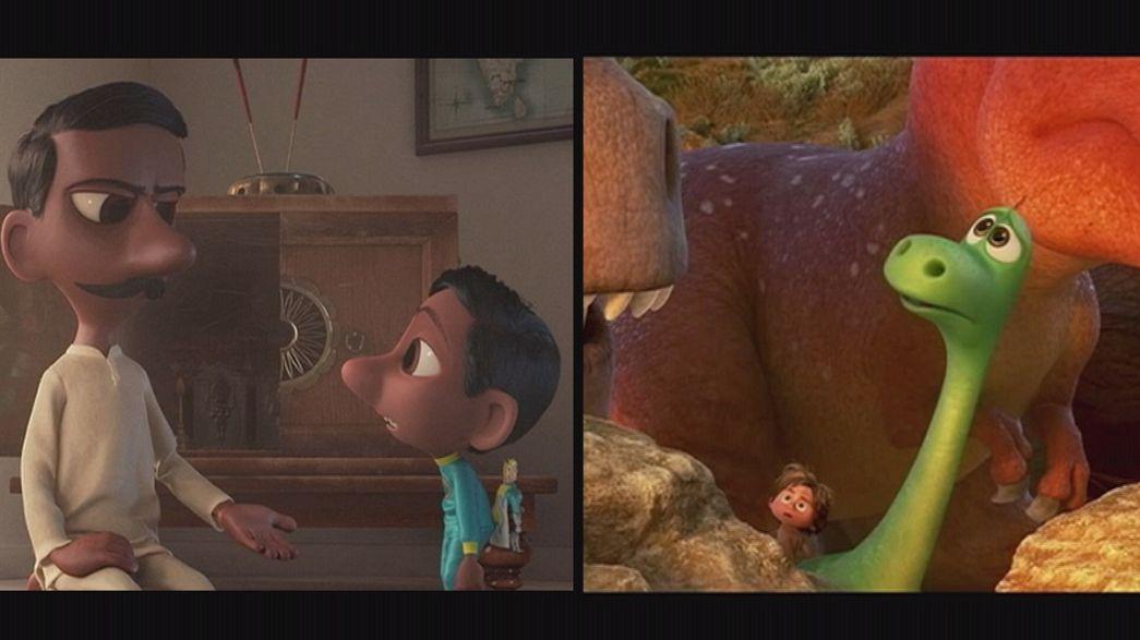 Pixar'dan iki yeni film: 'Sanjay'ın Süper Takımı', 'İyi bir Dinozor'