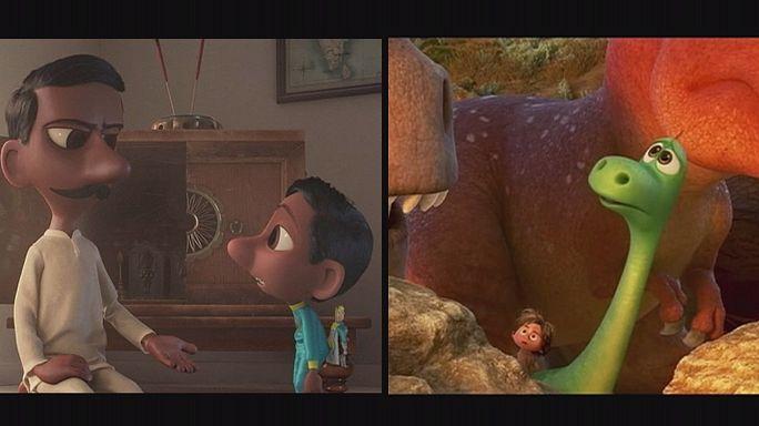 """""""سانجاي سوبر تيم """" أول أفلام الرسوم المتحركة لسانجاي باتل"""