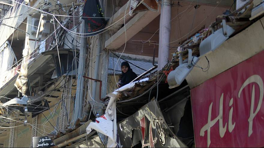 В Ливане - траур в память о жертвах теракта в Бейруте