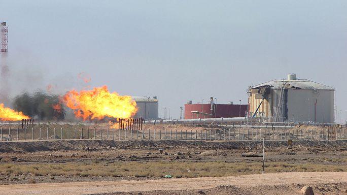 Hausse record des stocks de pétrole