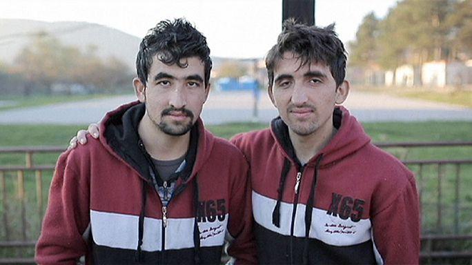 Balkanlarda Suriyeli göçmenlere yönelik rüşvet skandalı devam ediyor
