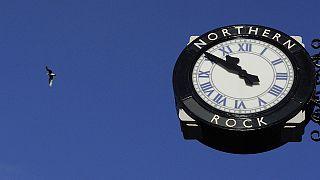 Großbritannien verkauft Kredite von Pleitebank Northern Rock