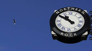 Britain offloads Northern Rock loans in biggest European state asset sale