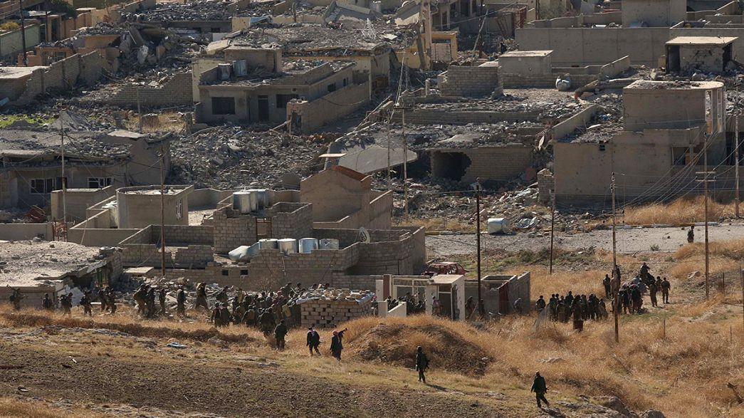 Las fuerzas del Kurdistán iraquí liberan Sinyar de las garras del grupo Estado Islámico