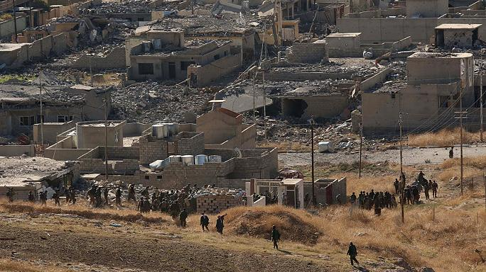 Иракские курды: освобождение Синджара открывает путь на Мосул
