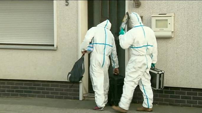 Germany: remains of at least 8 babies found in house