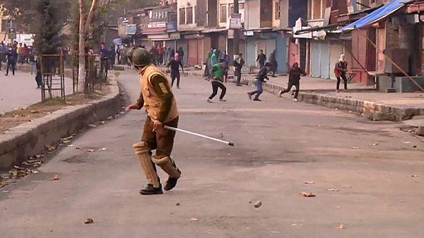 Ινδία: Επεισόδια σε διαδήλωση στο Κασμίρ