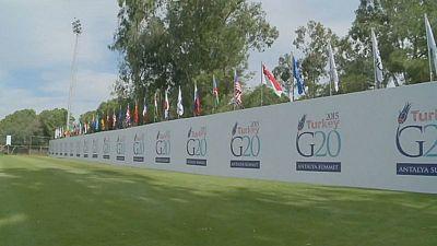 G20 in Turchia, Antalya luogo di confronto