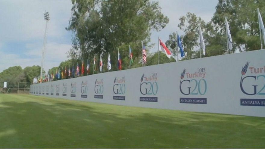 Саммит G20 в Турции: война в Сирии и беженцы в центре внимания