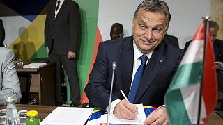 """Hungary's prime minister suspects """"masterplan"""" is behind refugee crisis"""