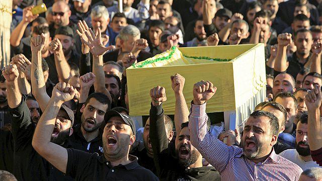 Eltemették Bejrútban az öngyilkos merénylet áldozatait