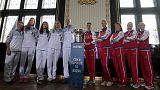 Rusia y la República Checa se disputarán la Fed Cup de tenis