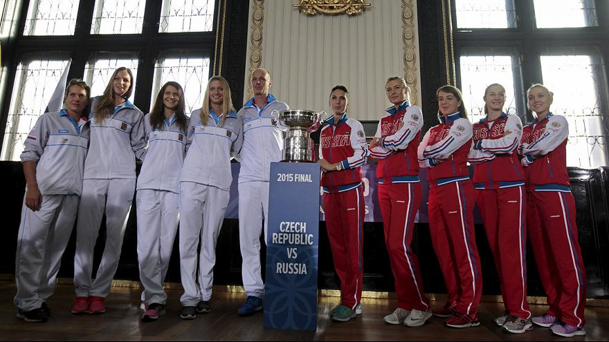 كأس الإتحاد للتنس : روسيا بقيادة شارابوفا تطمح لحرمان التشيك من لقب رابع