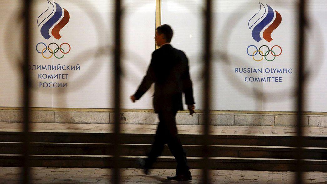 La Russie suspendue à neuf mois des JO de Rio