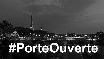 Terror in Paris: citizens reply with #PortesOuvertes (open doors)