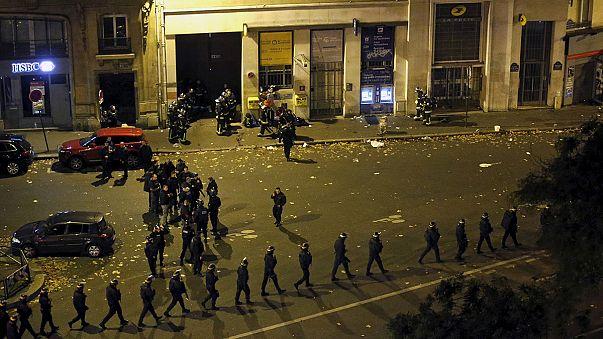 Τρομοκρατικές επιθέσεις στο Παρισι