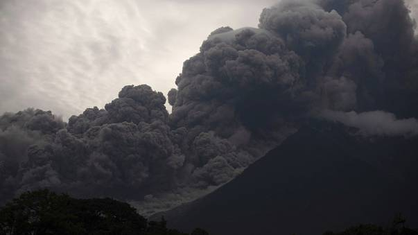 IMAGE: Volcan de Fuego